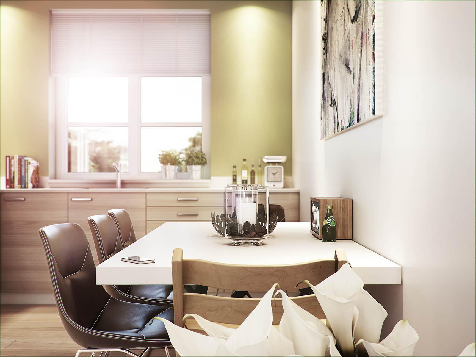 interieur impressie DWanimations keuken