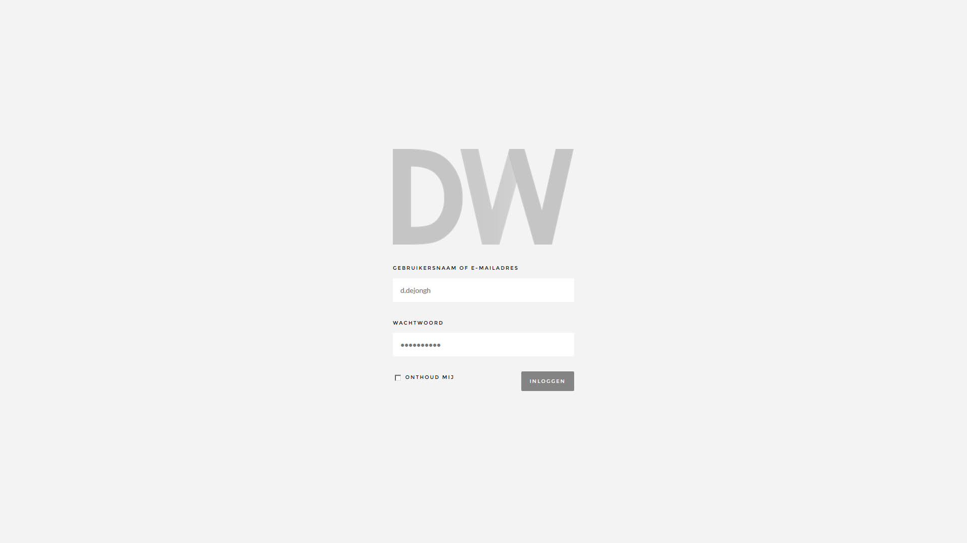 Feedbacksysteem DWanimations visualisaties