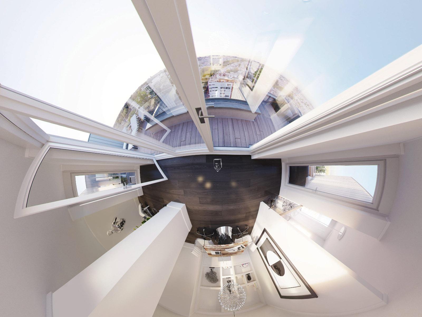 360 graden visualisatie Interieur DWanimations