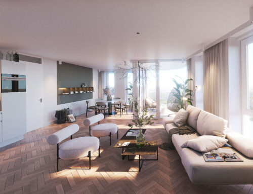 Compacte appartementen