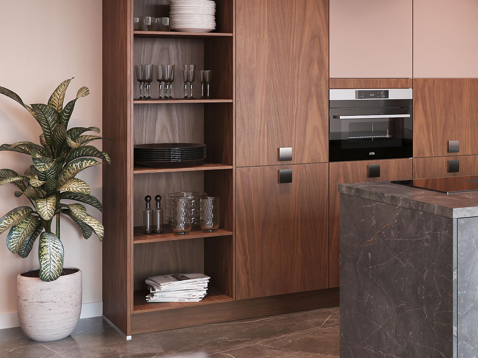 closet-plant-oven-kitchen